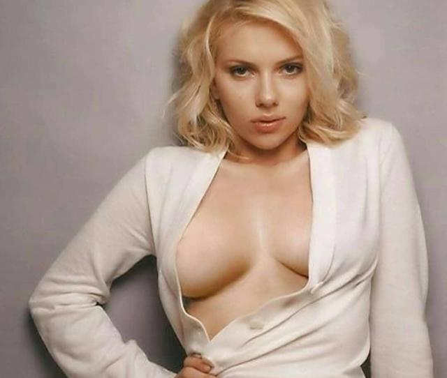 Sexiest Scarlett Johansson Boobs Pictures Will Make Your Day A Win