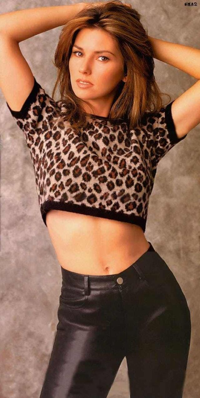 Shania Twain hot pictures