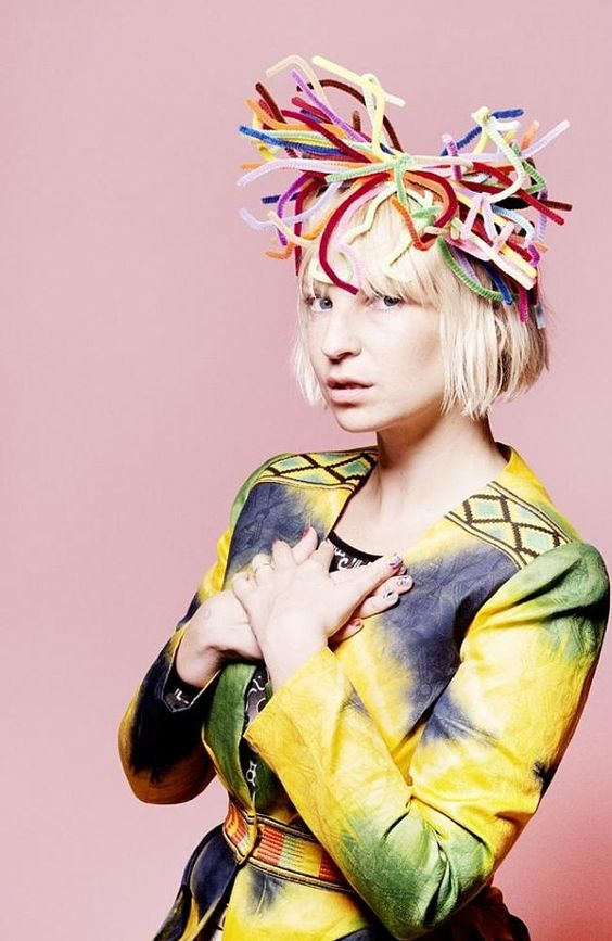 Sia Furler hot and sexy picture