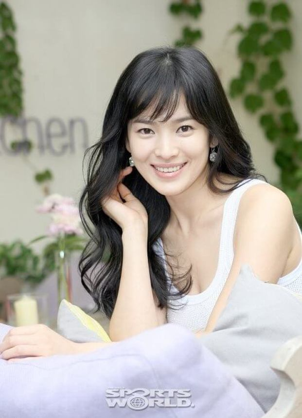 Song Hye-kyo awesome pic (2)