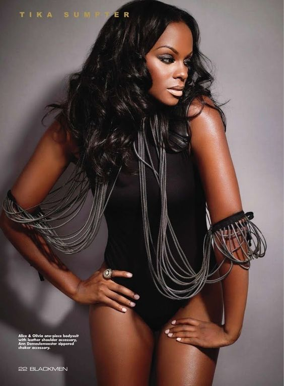 Tika Sumpter Photoshoot