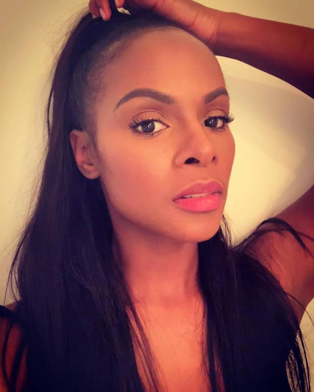 Tika Sumpter on Photoshoot