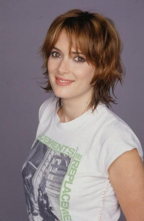 WINONA RYDER hot look pic