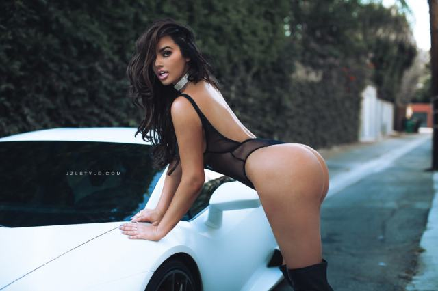 abigail ratchford booty sexy
