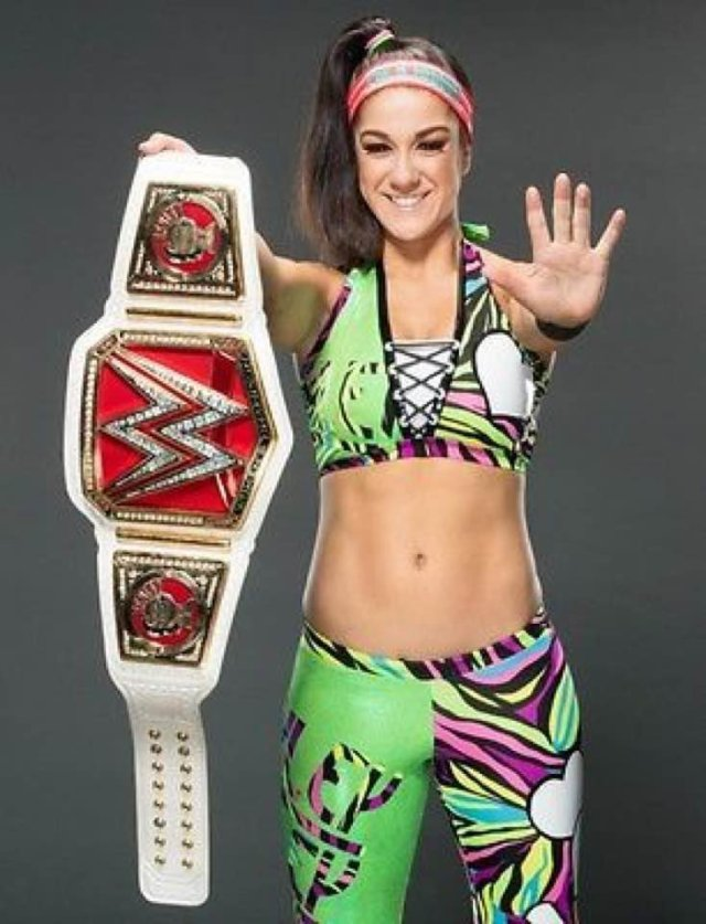 bayley looking sexy
