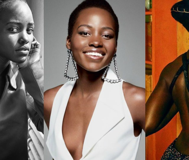 Hot Pictures Of Lupita Nyongo Which Are Just Heavenly To Watch