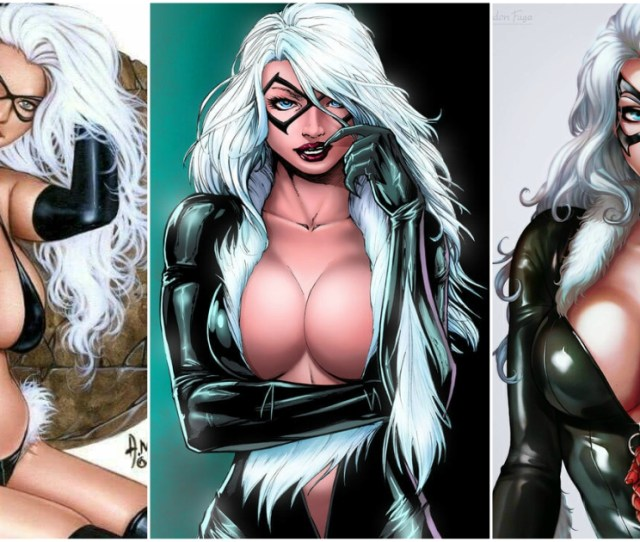 Sexy Black Cat Boobs Pictures Will Make You Drool For Her