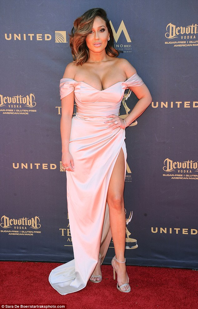 Adrienne Houghton awesome dress 2