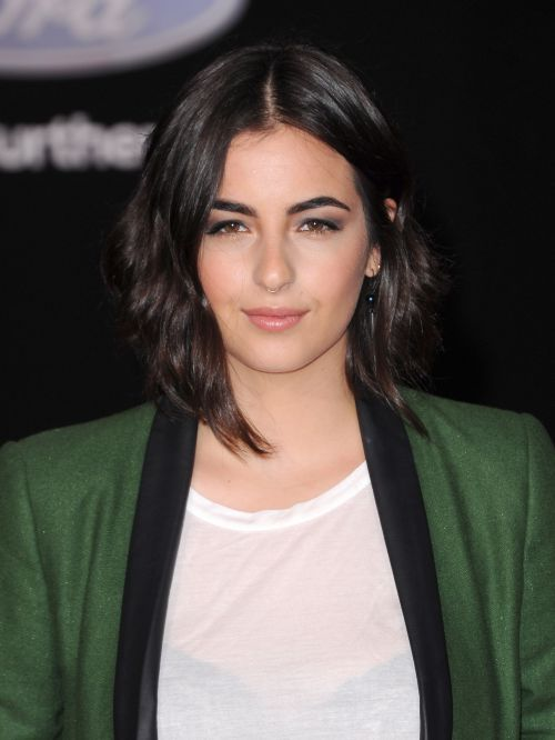 Alanna Masterson Short Hair