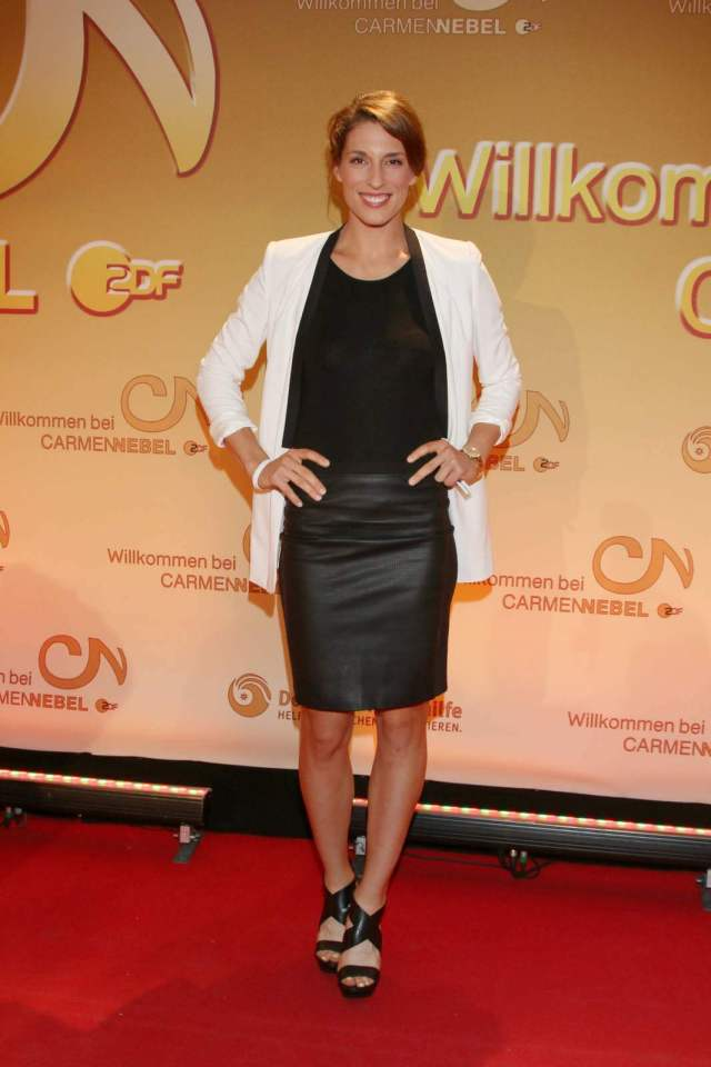 Andrea Petkovic feet awesome pic