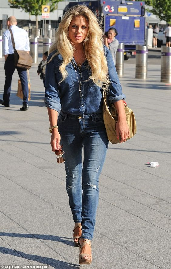 Bianca Gascoigne on the Road