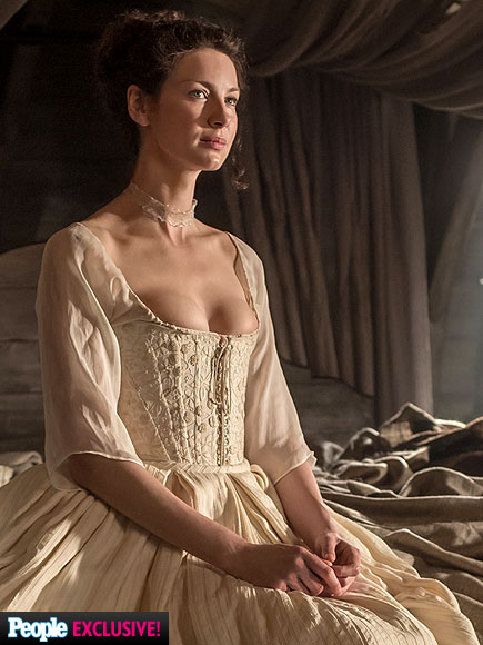 Caitriona Balfe hot and sexy