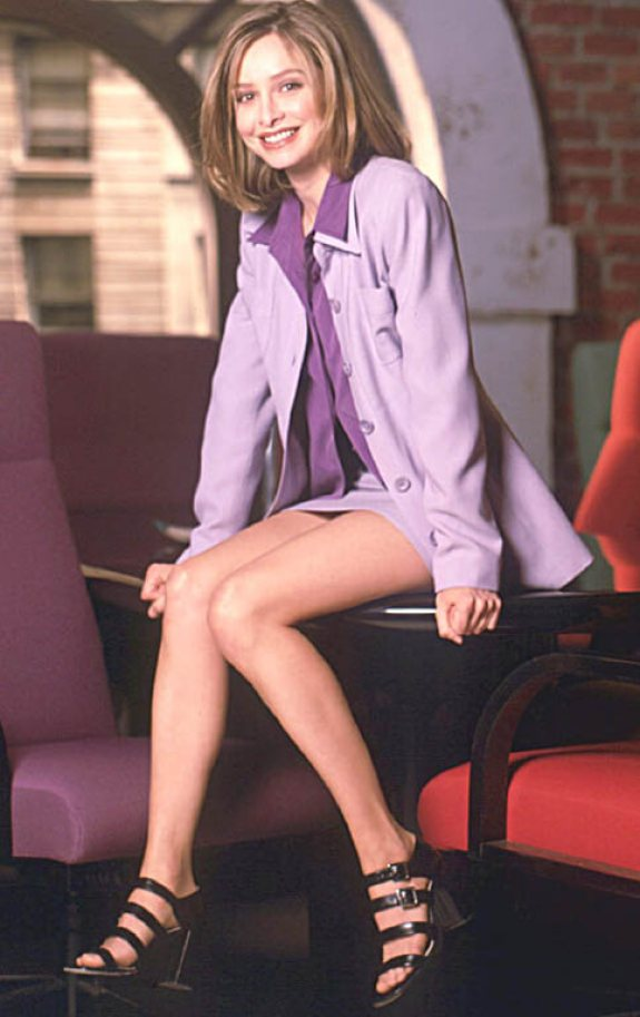 Calista Flockhart sexy pictures