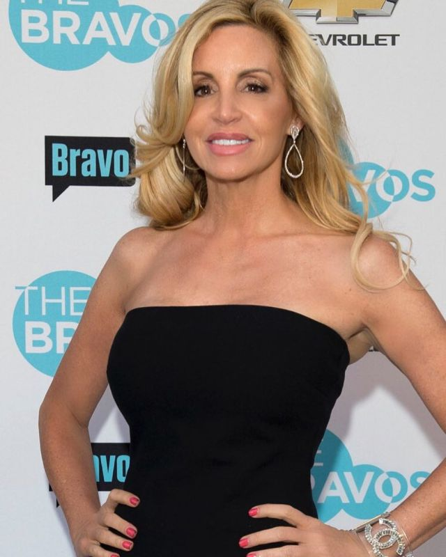 Camille Grammer Hot Look
