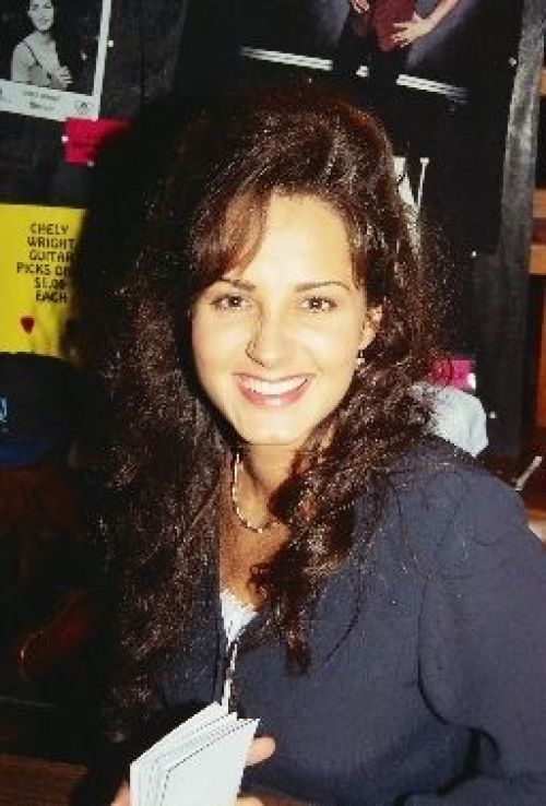 Chely Wright awesome pic