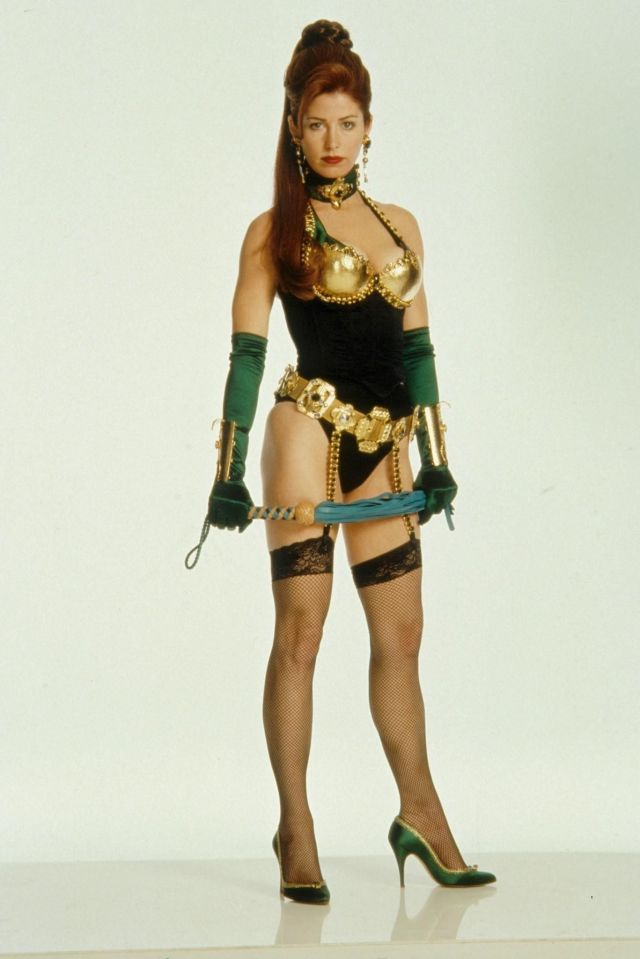 Dana Delany sexy and hot picture