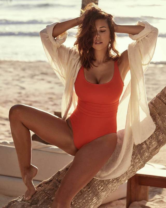 Devin Brugman red sexy