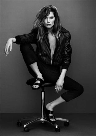 Erin Wasson Photoshoot pics