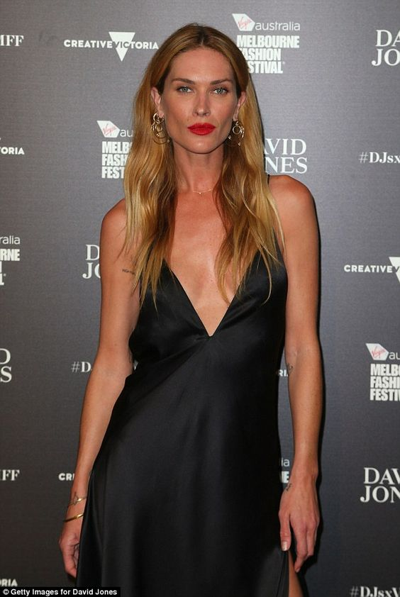Erin Wasson on Awards