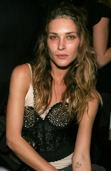 Erin Wasson on Photoshoot