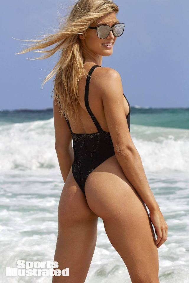 Eugenie Bouchard sexy ass picture