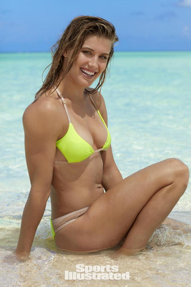 Eugenie Bouchard too sexy picture