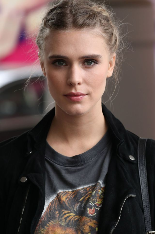 Gaia Weiss too sexy pic