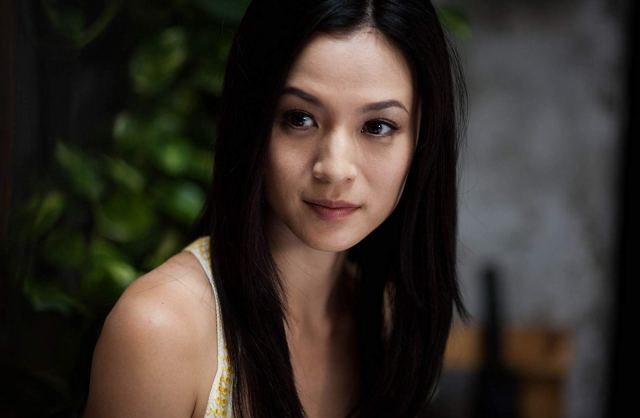 Grace Huang sexy lady picture