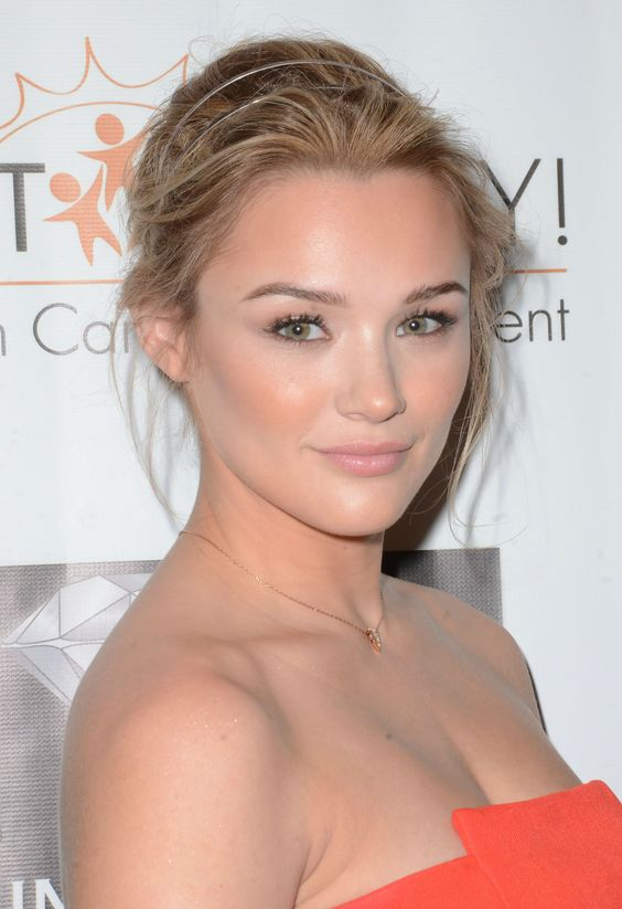 Hunter King sexy and hot
