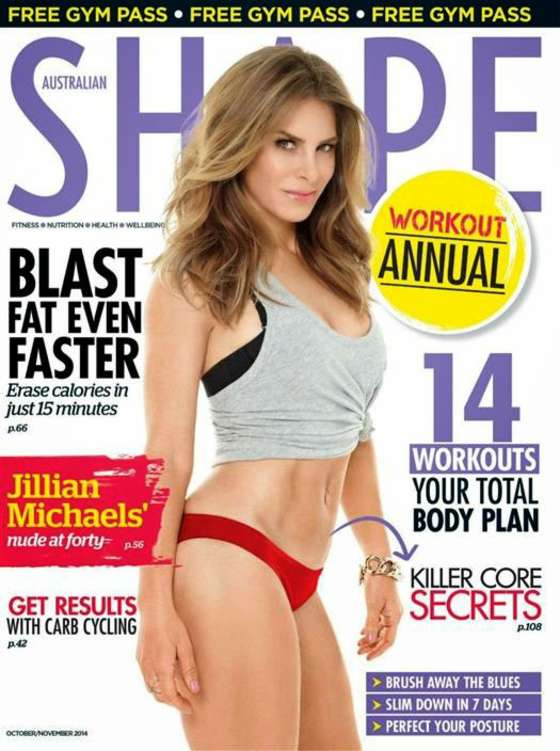 Jillian Michaels very sexy picture