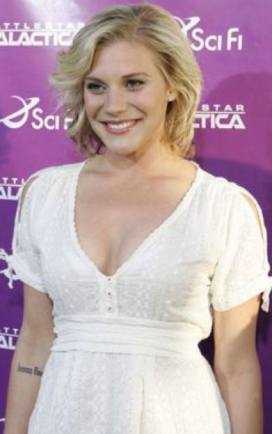 Katee Sackhoff hot picture