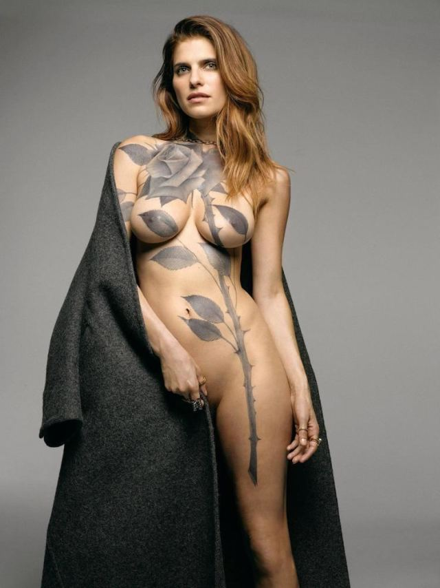 Lake Bell hot nude