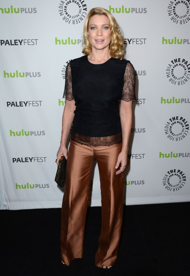 Laurie Holden sexy women photo