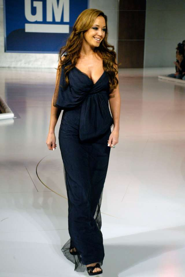 Leah Remini awesome pic