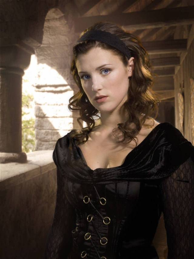 Lucy Griffiths hot cleavage