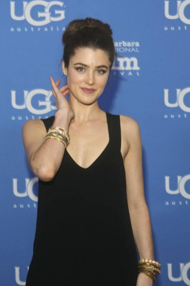 Lucy Griffiths hot pose