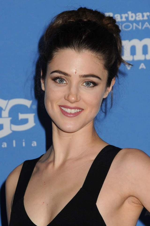 Lucy Griffiths sexy smile