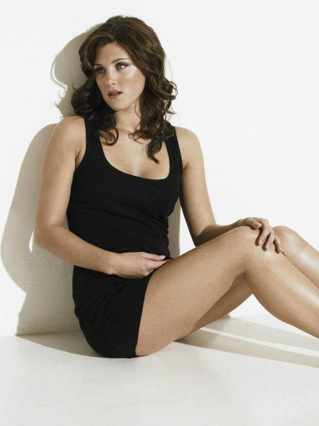 Lucy Griffiths sexy thighs