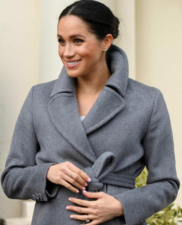 Meghan Markle winter Clothes