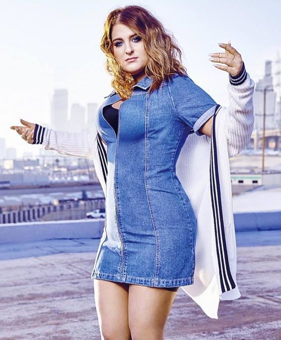 Meghan Trainor hot women