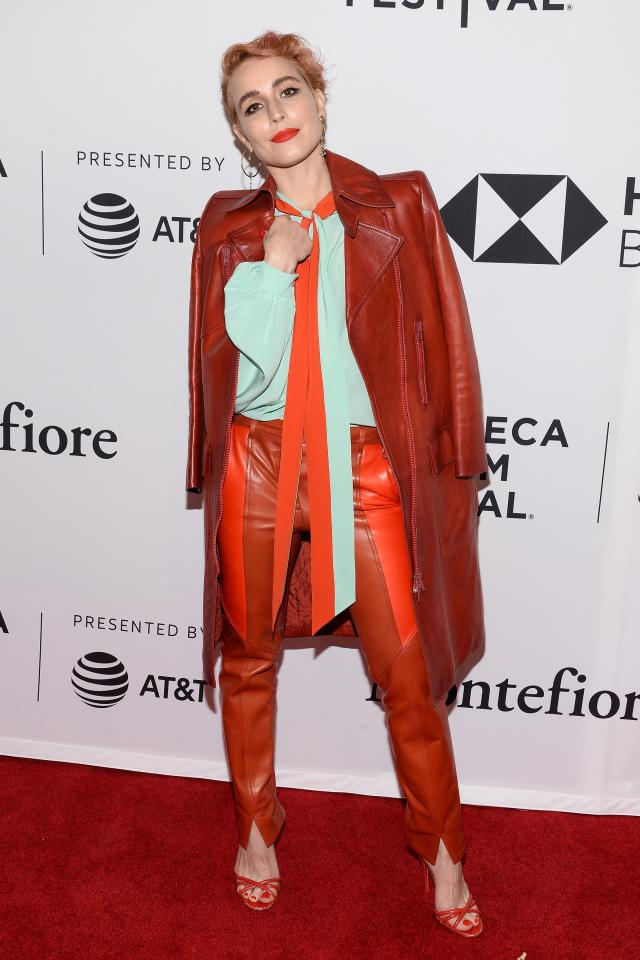 Noomi Rapace on Red carpet
