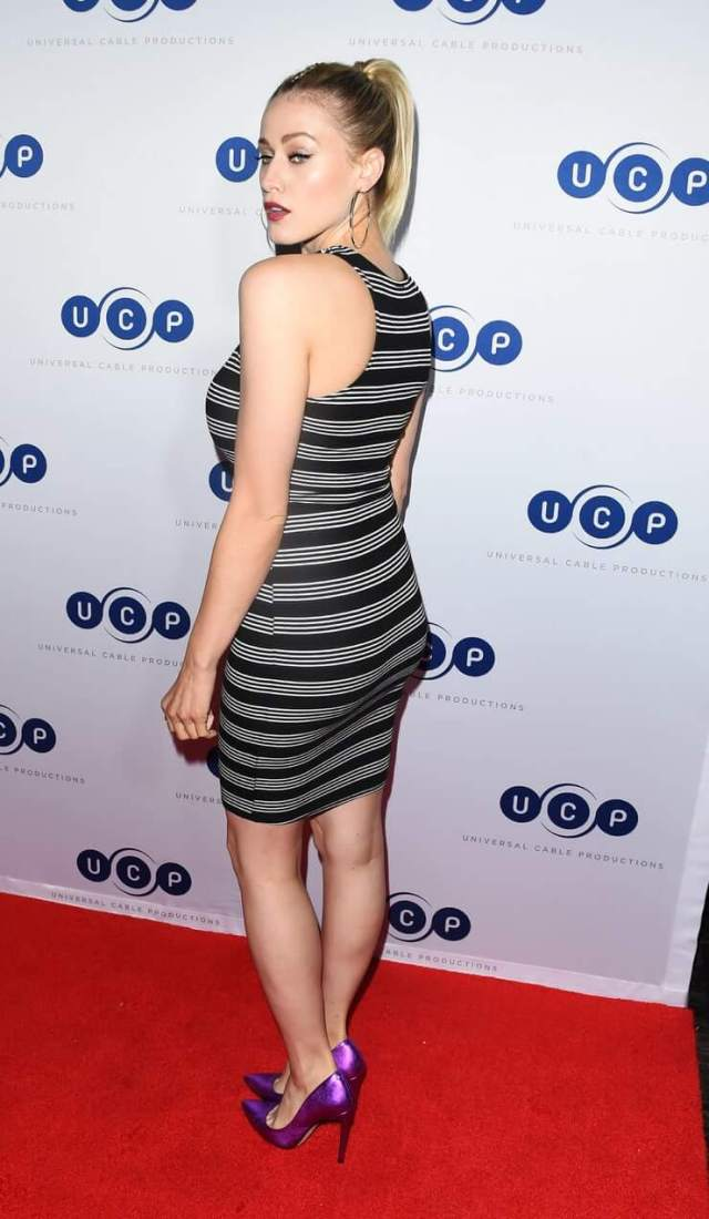 Olivia Taylor Dudley awesome butt