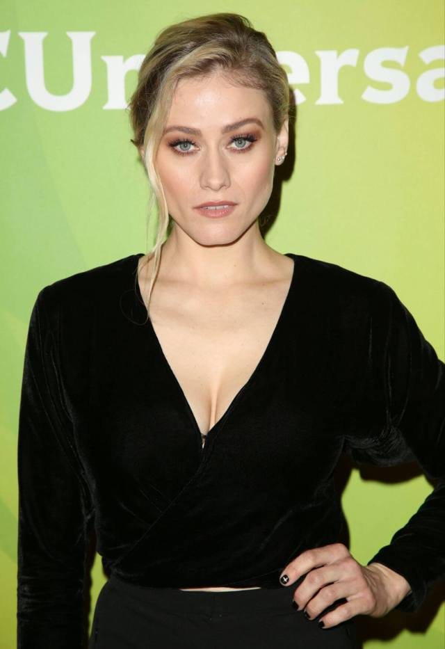Olivia Taylor Dudley hot cleavages