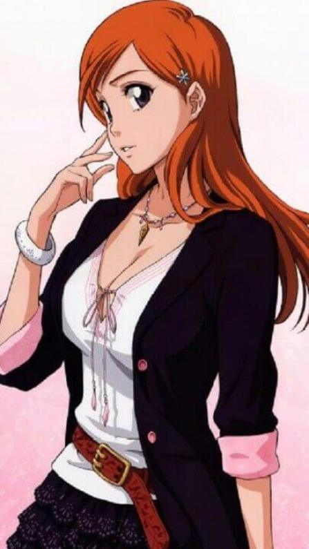 Orihime Inoue awesome pic