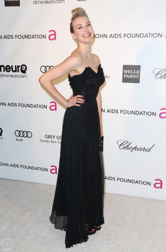 Penelope Mitchell hot black dress pic