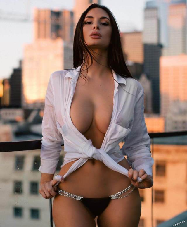 Rosie Roff sexy topless