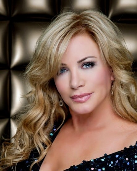 Shannon Tweed Curly Hair