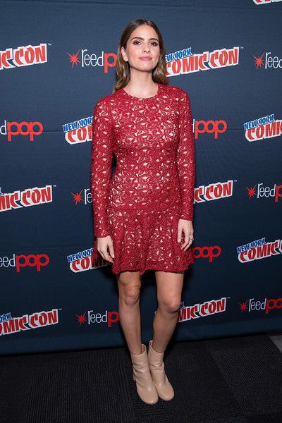 Shelley Dennig on Comic Con