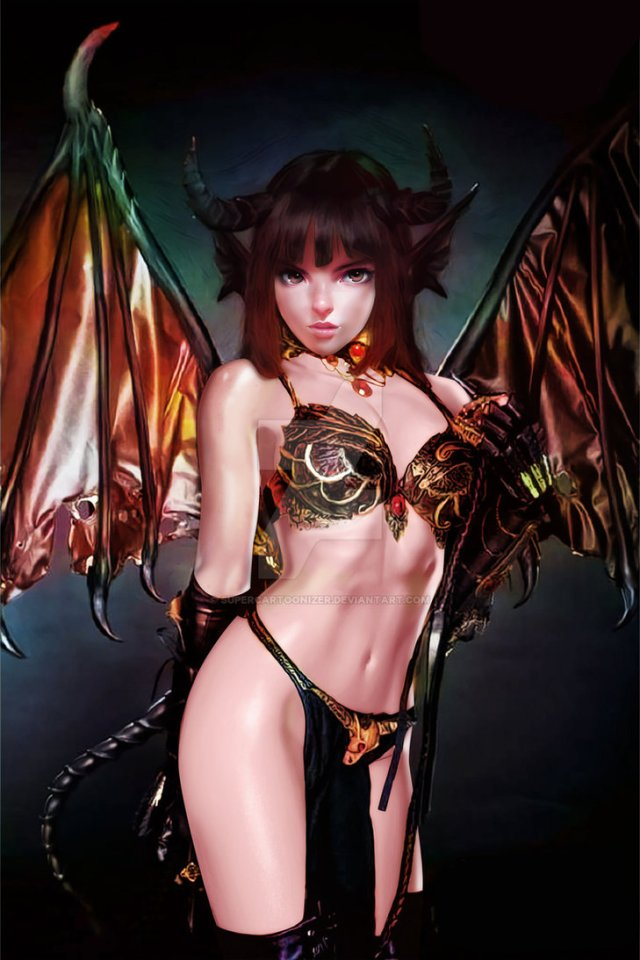 Succubus too sexy picture