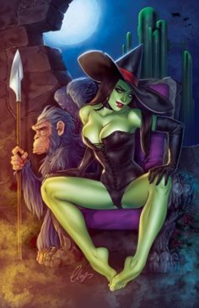 Witch hot pic